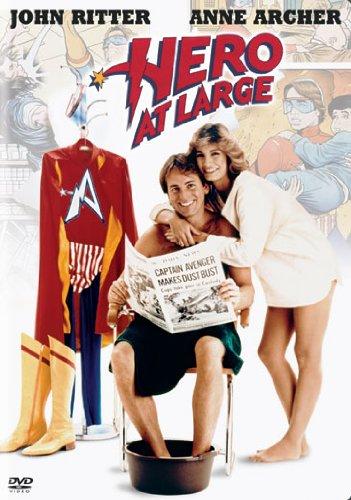 Hero at Large [Reino Unido] [DVD]