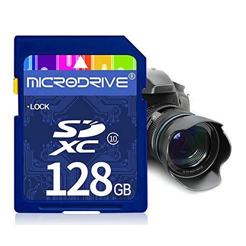 YUHUANG Micro 128 GB High Speed Class 10 SD-geheugenkaart voor alle digitale apparaten met SD-kaartsleuf