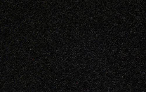 Glorex Bastelfilz 250g 1Bg, Filz, Schwarz, 30 x 20 x 0,2 cm