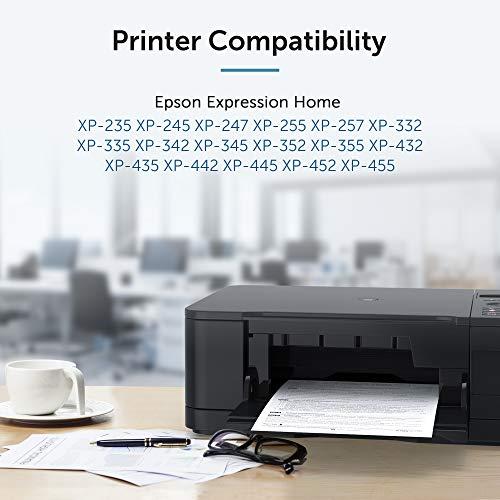 OfficeWorld 29XL Cartuchos de Tinta para Epson 29 XL Multipack Compatible con Epson Expression Home XP-235 XP-245 XP-247 XP-255 XP-332 XP-335 XP-345 XP-352 XP-355 XP-432 XP-442 XP-445 XP-452 XP352