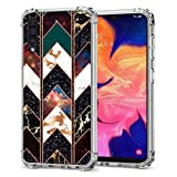 for Samsung Galaxy A50 Marble Texture Case,Galaxy A50S/A30S