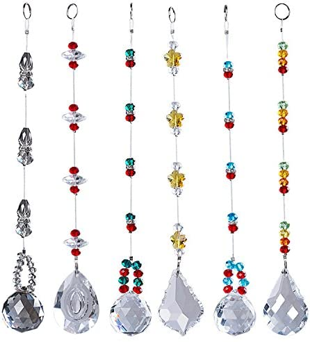 Longsheng Popularity Crystal Suncatchers Hanging Cheap super special price Crystals for Chakr Windows