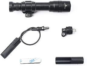 Armorwerx 1400 Lumen Picatinny Mount LED Weapon Light