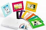Marcos de fotos, varios colores (x 10), PhotoBee.