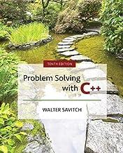 Problem Solving with C++ PDF