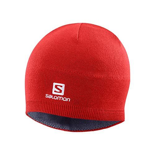SALOMON Logo Beanie Unisex