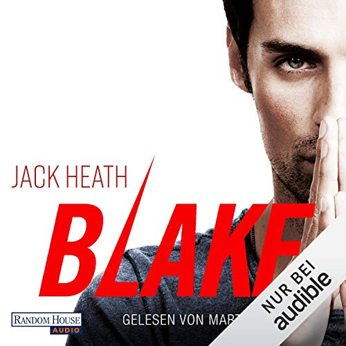Blake audiobook cover art
