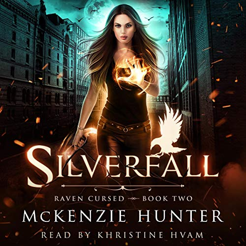 Silverfall cover art