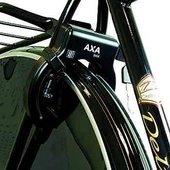 AXA Solid Antivol de Cadre Noir