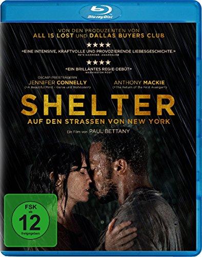Shelter - Auf den Straßen von New York [Blu-ray]