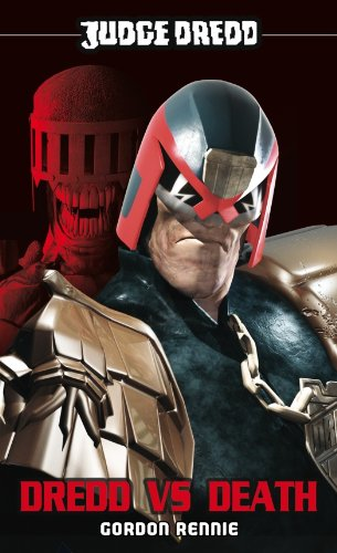 Judge Dredd #1: Dredd vs. Death! (English Edition)
