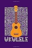 Ukulele: Reading Notebook Journal For Ukulele Music Lovers And Hawaiian Mini Guitar Musician Fans