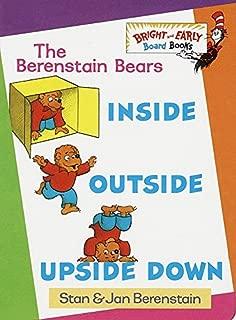 The Berenstain Bears Inside Outside Upside Down