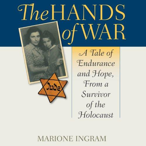 The Hands of War audiobook cover art