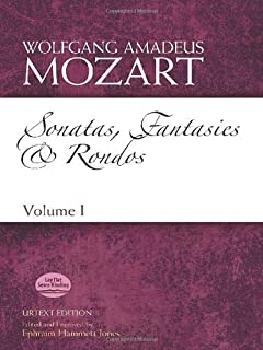 Sonatas, Fantasies and Rondos Urtext Edition: Volume I (Dover Classical Music for Keyboard and Piano Four Hands)