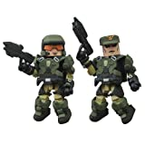 Halo Minimates Wave 5 - Marine and Marine Sgt