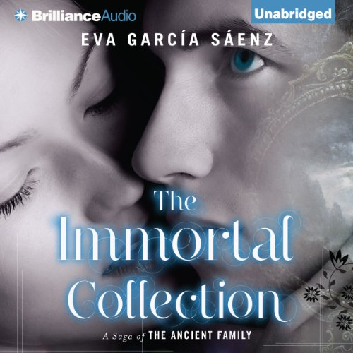 The Immortal Collection audiobook cover art