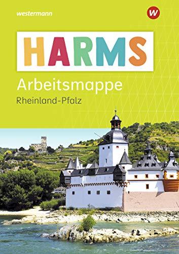 HARMS Arbeitsmappe Rheinland-Pfalz - Ausgabe 2020