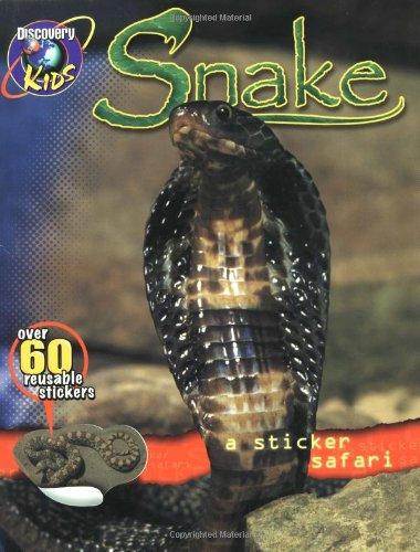 Snake: A Sticker Safari