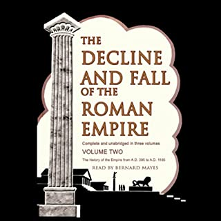 The Decline and Fall of the Roman Empire, Volume 2 cover art