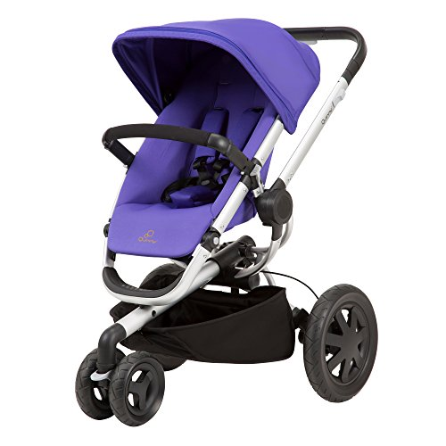 Quinny Buzz Xtra Stroller, Purple Pace