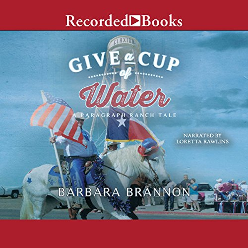 Give a Cup of Water audiobook cover art