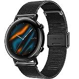 Songsier Correa Compatible con Huawei Watch GT2 42mm, Correa de Repuesto de 20 mm para Huawei Watch 2 Sport/Honor Watch Magic 2 42mm/ Garmin venu/Forerunner 245/645/ Galaxy Watch 3 41mm/Active 2