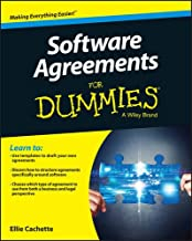 Best software agreements for dummies Reviews