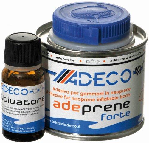 Adeco Adeprene Forte rubberboot 2-componenten lijm voor neopreen 135 g