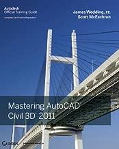 Mastering AutoCAD Civil 3D 2011