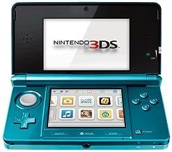 Nintendo 3DS - Color Azul Aqua [Importación francesa]