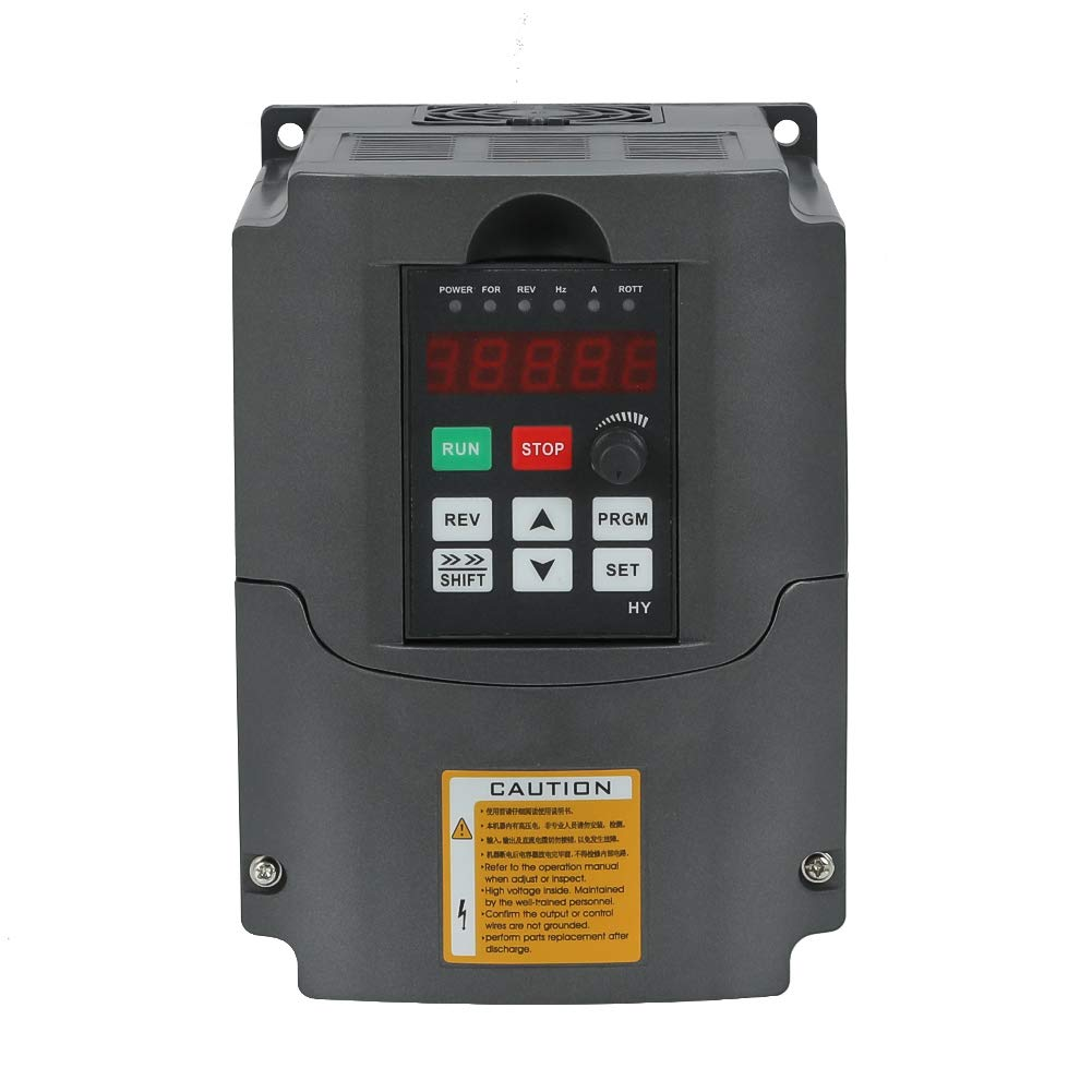 CNC Variable Frequency Drive Inverter for VFD All stores are sold input Single Phase half