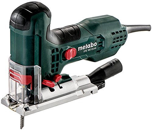 Metabo STE 140 PLUS Decoupeerzaag met 20 decoupeerzaagbladen in koffer - 750W - T-greep - variabel