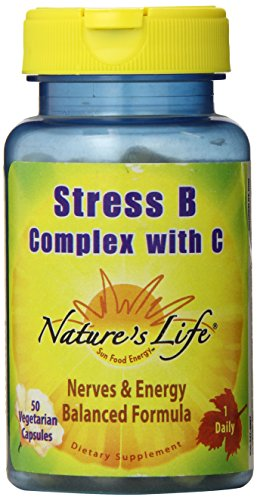 Stress B Complex with C 50 vcaps