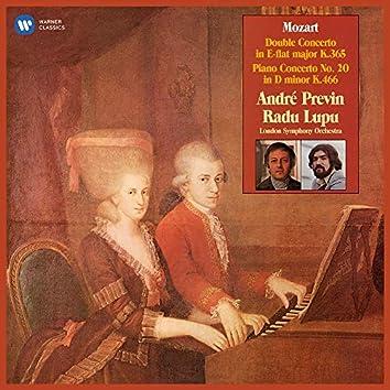 Mozart: Concerto for Two Pianos, K. 365 & Piano Concerto No. 20, K. 466