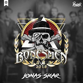 Bonesmen 2018 (feat. Modo)