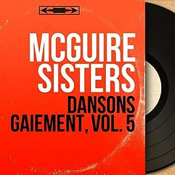 Dansons gaiement, vol. 5 (feat. Dick Jacobs et son orchestre) [Mono Version]