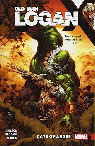 Wolverine: Old Man Logan Vol. 6: Days of Anger (Wolverine: Old Man Logan (2015), 6)