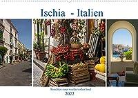 Ischia - Italien (Wandkalender 2022 DIN A2 quer): Ansichten einer wundervollen Insel (Monatskalender, 14 Seiten )