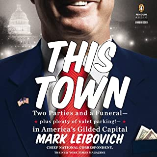 This Town audiobook cover art