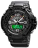 Militär Uhr Herren Sportuhr Militäruhr Tactical Watch Outdoor Sportuhren Digitaluhr 5 ATM Wasserdicht Uhren Männer Wecker Stoppuhr Armbanduhr