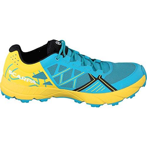 Scarpa Spin Schuhe Damen Bright red/sea Schuhgröße EU 39 2020 Laufsport Schuhe