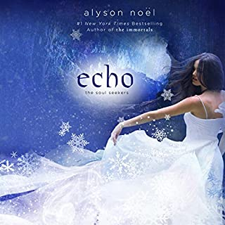 Echo     Soul Seekers, Book 2              By:                                                                                                                                 Alyson Noël                               Narrated by:                                                                                                                                 Brittany Pressley                      Length: 9 hrs and 34 mins     81 ratings     Overall 4.2