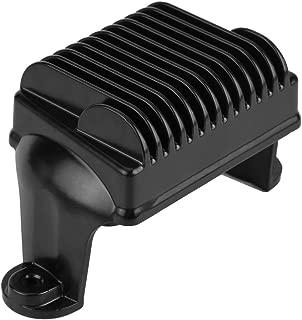 Qiilu Voltage Regulator, Motorcycle Voltage Regulator Rectifier for 74505-09 74505-09A