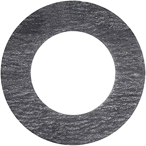 Free shipping New Usa Sealing Ring Aramid EPDM Flange Gasket 8 for 1 Discount mail order - Pipe 2-1 2