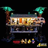 LightMyBricks Luci Lego Stranger Things 75810