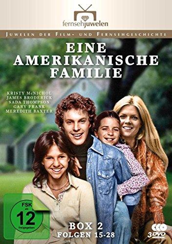 Eine amerikanische Familie - Box 2 (Folgen 15-28) - Fernsehjuwelen [4 DVDs]