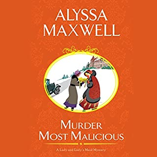 Murder Most Malicious cover art