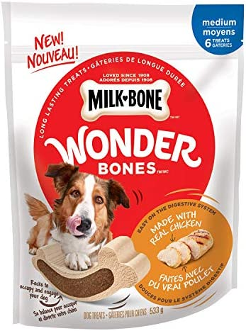 "[Amazon.ca] Milk-Bone ""Long Lasting"" Dog Treats, 533 g, $2.67 (or cheaper w/ S&S)"