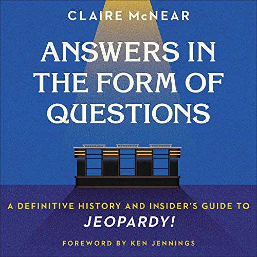 Answers in the Form of Questions  By  cover art